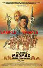 "Mad Max ( 11"" x 17"" ) Movie Collector's Poster Print - B2G1F"