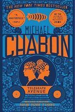 Telegraph Avenue: A Novel Chabon, Michael Paperback