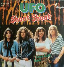 "7"" 1975 rock RARE! UFO: Shoot Shoot // MINT -? \ \"