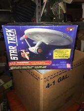 1/1000 Star Trek USS Enterprise Space Seed Edition New Sealed