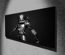 Predator Movie Framed Canvas Art Print Poster Wall Hangings Four Sizes No.7