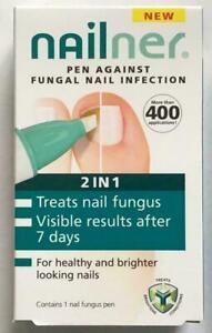 Nailiner Pen 2In1 400 Applications (3298)