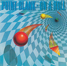 CD POINT BLANK - On A Roll / Southern Rock
