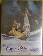 Le Canardeur Mountain miniatures - #894 The Swan Ship/swanship (Comme neuf, SEALED)