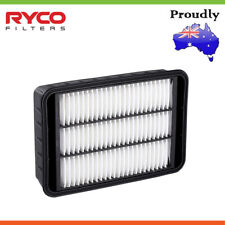 Brand New * Ryco * Air Filter For MITSUBISHI GALANT CY4A 2L Petrol