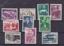 angola 1948 Sc 305/14,set MNH $200       q1687