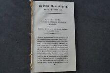 1792 9 / Preußen Baltikum Livland Salomon Maimon von Kleist Tirol Zahnarzt
