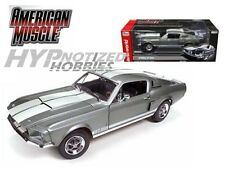 1967 Shelby Ford Mustang GT350 Grey Metallic auto World Amm1060