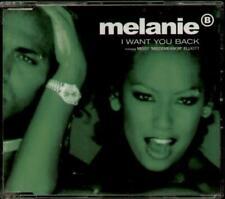 MELANIE B FEAT MISSY ELLIOTT I Want You Back  CD 3 Tracks, Radio Edit/Soundtrack