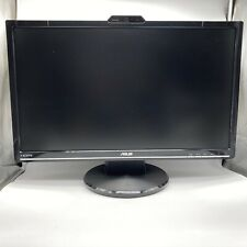"Asus VK24 24"" Widescreen Monitor with built in HD camera and speakers. Tested"