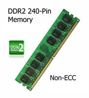 1GB DDR2 Memory Upgrade Intel DP35DP Motherboard Non-ECC PC2-6400U 800MHz