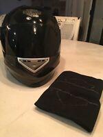 Harley Davidson Half-Flip up Full Face Helmet Size Medium 7 1/8- 7 1/4 in. 58 CM