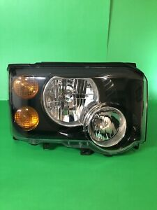 2003 - 2004 Land Rover Discovery 2 Headlight Right Passenger Side OEM