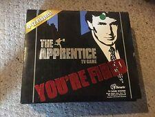the APPRENTICE TV GAME, new in box