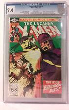Uncanny X-Men #142 (Feb 1981, Marvel) CGC 9.4 NM Days of Future Past Key
