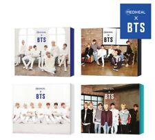 [MEDIHEAL X BTS] Mask Sheet Special Care Set Mask Sheet 10ea+ BTS Photocard 14ea