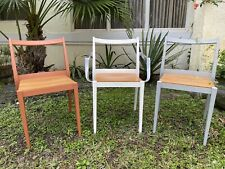 Rare 3 Play With Dedon By Philippe Starck & Eugeni Quitllet Garden Cafe Chairs