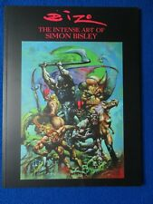 BIZ  THE INTENSE ART OF SIMON BISLEY ~ VEROTIK  2000  NEW