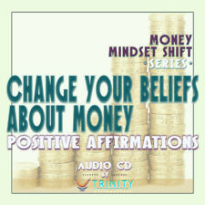 Money Mindset Series: Change Your Beliefs About Money Affirmations audio CD