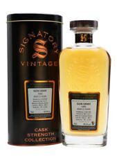 1 BT. Whisky SINGLE MALT GLEN GRANT 1995 22 YO CASK STRENGHT 49,9%  SIGNATORY
