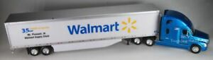 "HO 1:87 TNS # 39111 Walmart Freightliner Cascadia w/53' Dry Van ""Special Edition"