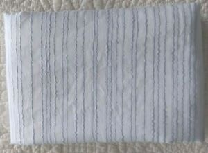 HOTEL COLLECTION ETHEREAL EMBROIDERED EURO PILLOWSHAM NWOT $185 R. P.