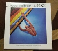 "Vintage 1983 The FIXX ""Reach the Beach"" LP - MCA Records (5419) NM"
