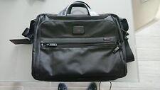 TUMI Alpha 2*** Triple Compartment Laptop Briefcase