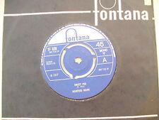 MANFRED MANN SWEET PEA / ONE WAY fontana 828 / 267 716.....45rpm pop / single