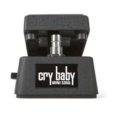 Dunlop CBM535Q Cry Baby Mini 535Q Wah Q Control Electric Guitar Effects Pedal