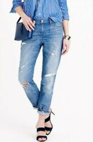 J Crew Broken In Boyfriend Jeans In Keough Wash Size 24