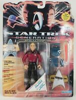 1994 Playmates Star Trek Generations Action Figure Toy Captain Jean Luc Picard