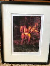 RANDEE ST. NICHOLAS FRAMED PRINT (Signed / Dated 2001)