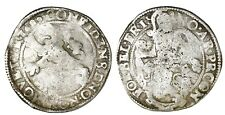 "Friesland, United Netherlands, ""lion"" daalder, 1629, New York / US Colonial Type"
