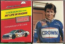 1992 Red Line Racing the Rob Moroso Story  30-card factory sealed set