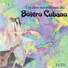 Various Artists Anos Maravillosos Del Bolero Cubano CD