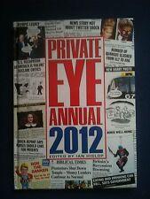 Private Eye Annual 2012 by Ian Hislop (Hardback, 2012)