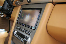 NEW! PORSCHE 987 CAYMAN CUSTOM DOUBLE DIN INSTALLATION KIT (WITHOUT BOSE SYSTEM)