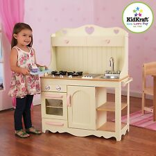 Kidkraft Prairie Wooden Kitchen | Childrens wooden play kitchen