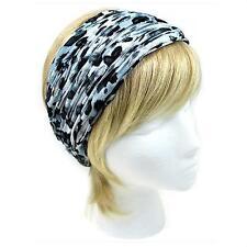 A2 Multi Function Animal Print Stretch Headband Ponytail Kerchief Scarf NEW