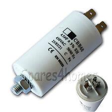4.5uf CAPACITOR 4.5 MFD Tag Terminal Motor Run Start Universal 450VAC 50/60 Hz
