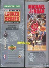 1991-92 UPPER DECK HI SERIES 2 FACTORY SEALED LOCKER BOX #4 OF 6: MICHAEL JORDAN