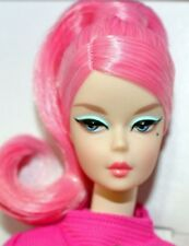 SILKSTONE PROUDLY PINK BARBIE DOLL 60TH ANNV BARBIE DOLL PRESALE