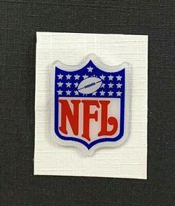 NFL SHIELD MINI HELMET DECAL 1962 - 2006