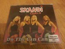 SKANDI GIRLS Do The Can Can  CD 2 Tracks Inc Santa Xmas Mix
