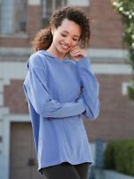 Comfort Colors - Garment Dyed Hooded Long Sleeve Tee - 4900