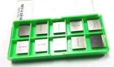 Mitsubishi SPGN 421 NX55 Carbide Inserts (10 Inserts) (O 114)