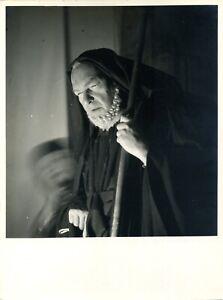🌓 Superbe tirage argentique COCTEAU Pierre RENOIR Studio Lipnitzki avril 1934