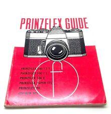 PRINZFLEX Guide Focal Press 1973 * 767