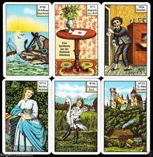 Karten 36 Feinste Kipper Deck Lenormand Tarot Wahrsagekarten Kartenlegen xxx